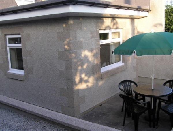 Garden Apartment Patio