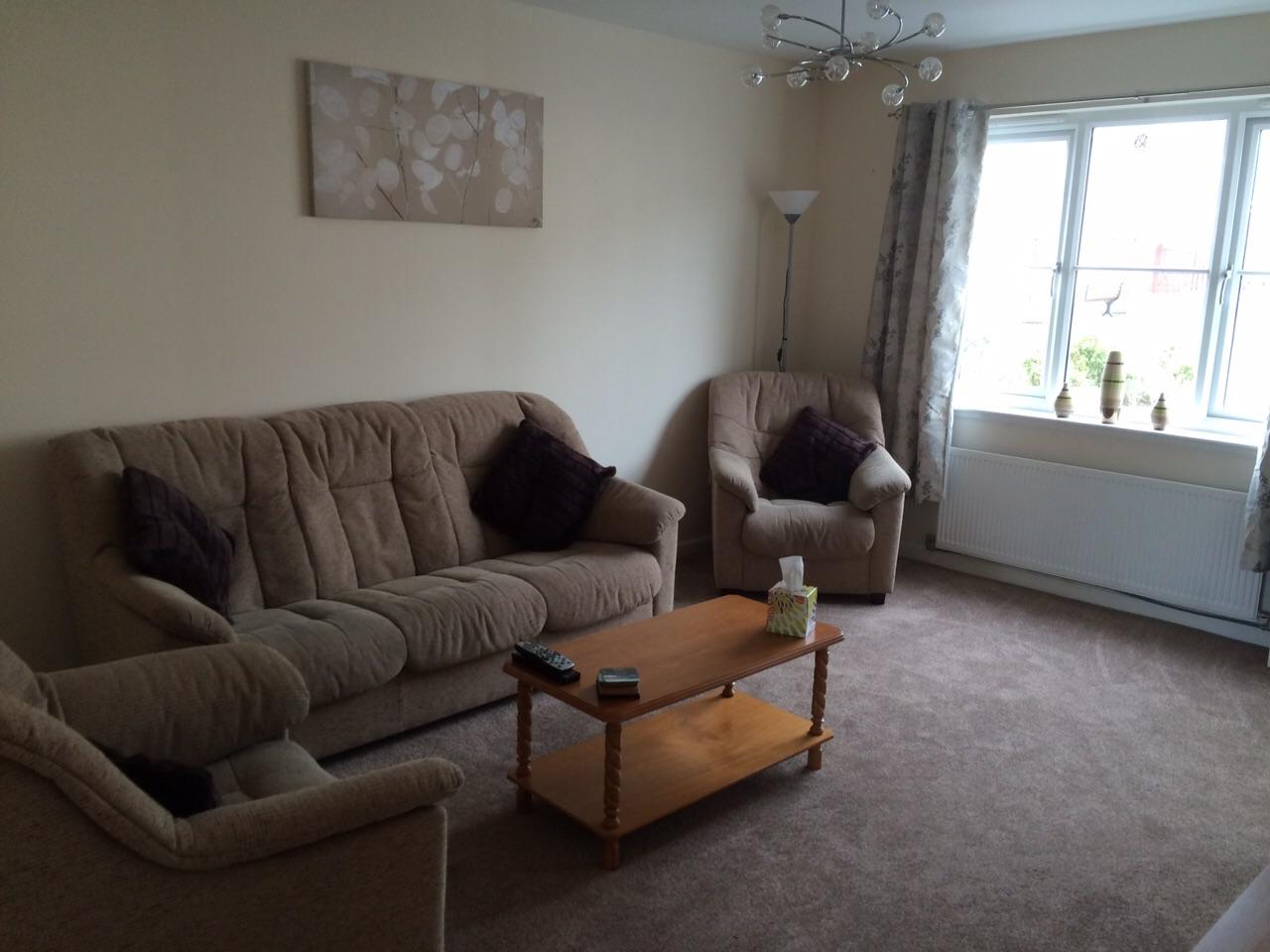 Portlethen Living Room