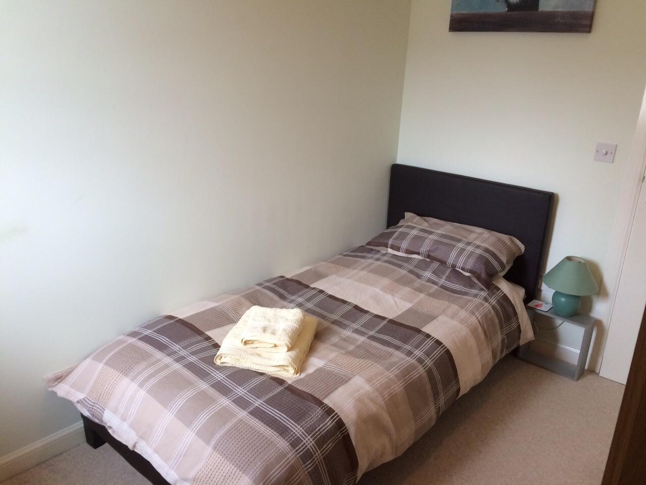 Portlethen Single Room