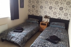 Portlethen Twin Room
